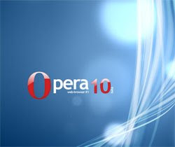 Opera 10.0.1345 Alpha MultiLangual