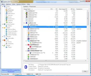 System Explorer 2.3.7