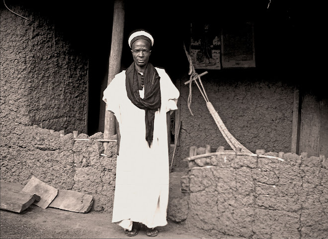 Muslim man at Vaama (Nongowa)
