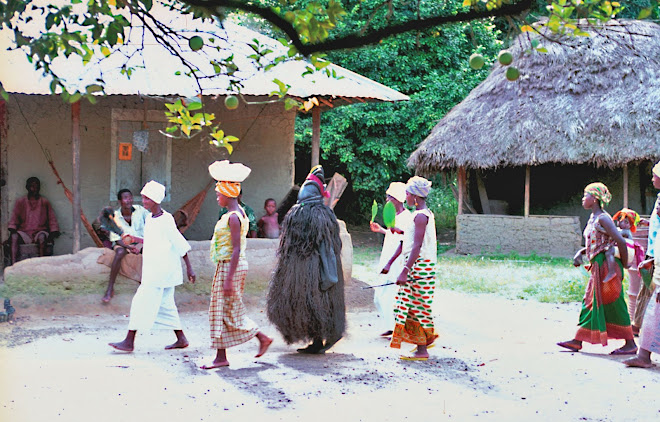 Bundu at Foindu in Nongowa Chiefdom
