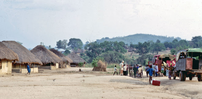 Makeni-Kabala road