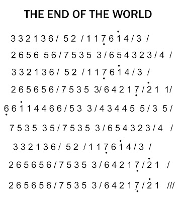 Lagu The End of The World