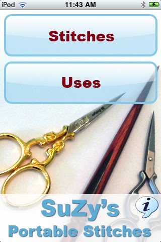 Different Types of Embroidery and Cross Stitch Needles