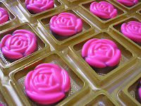 Chocolate in Goldenbase- Rose