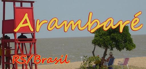 Praia de Arambaré, Rio Grande do Sul, Brasil / Beach from Arambaré, Brazil