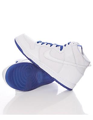 nike dunks high tops blue. Nike Dunks High Tops Girls