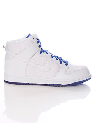 high tops nike white