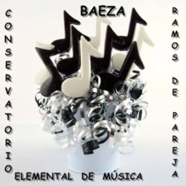 CONSERVATORIO ELEMENTAL DE MÚSICA DE BAEZA