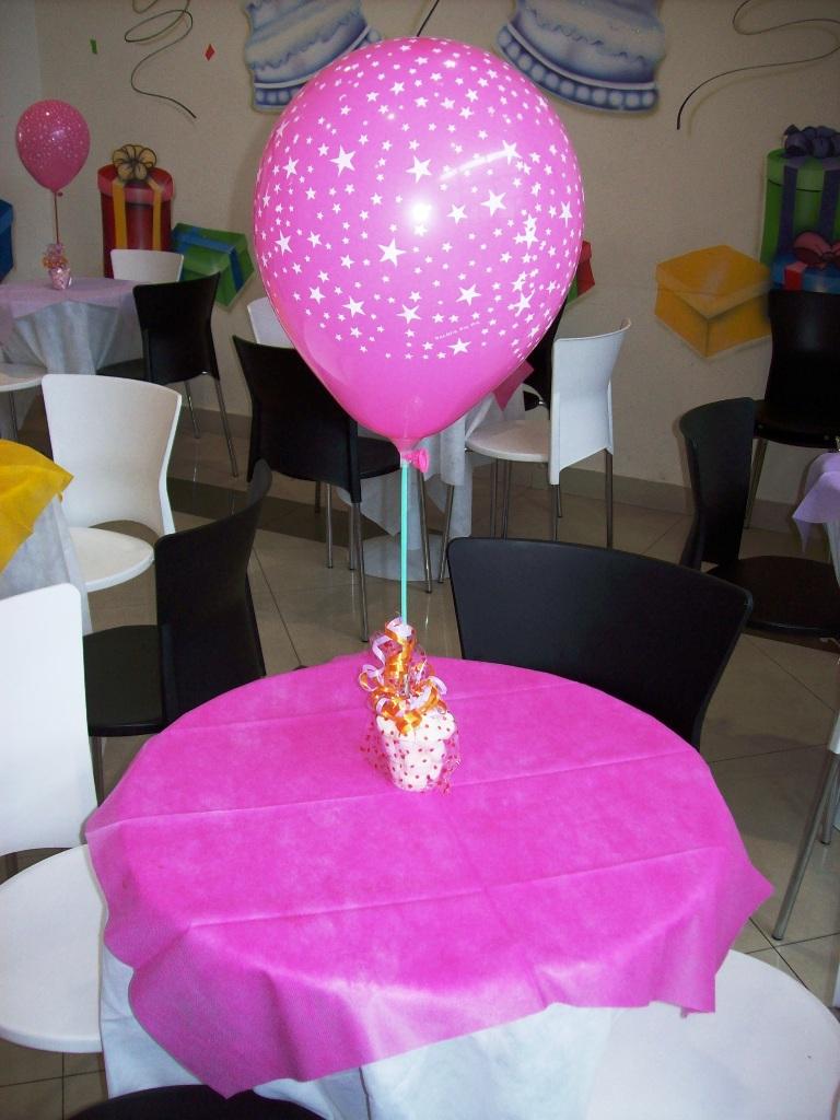 Centro de Mesa Festa Infantil