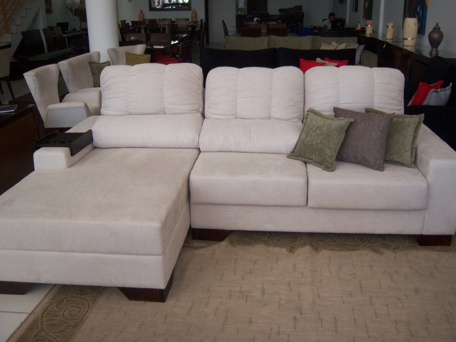 Qual O Sofa Ideal Para Sala De Tv