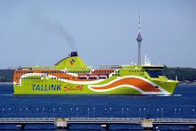Matkusta Virossa laivalla, lentokoneella ....