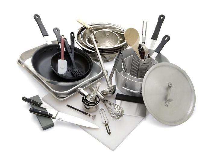 Kitchen Essentials jeremy's journal: kitchen essentials, part 1