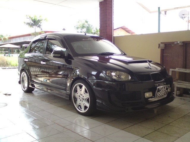 It came to a shock when I saw Proton Saga BLM with a Subaru style.
