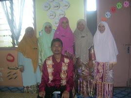 Tenaga Pengajar Pendidikan Islam