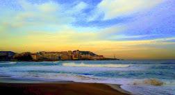 Desde La Coruña