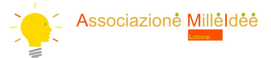 Associazione Culturale Milleidee Lotzorai