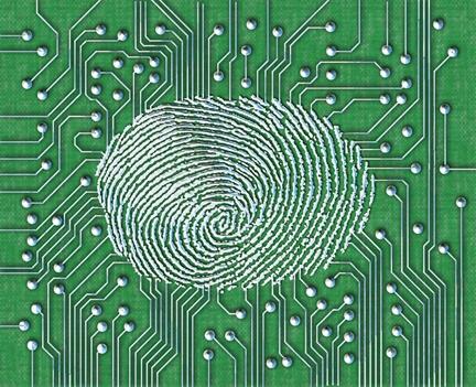 Resultado de imagen para huella digital matrix