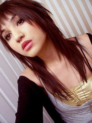 Best Lifestyle Funny Teen Girls Emo Hairstyles