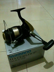 Jenis Reel Medium Exclusive 6000