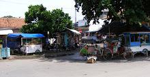 Lokasi Pasar wisata