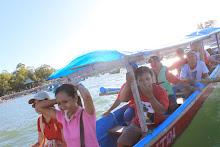 Ber Perahu Ria keliling Pantai