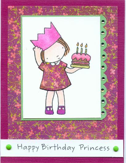Happy 2nd Birthday Princess Images