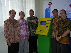 Usaha Sederhana tapi Canggih (sdh ada ATM nya)