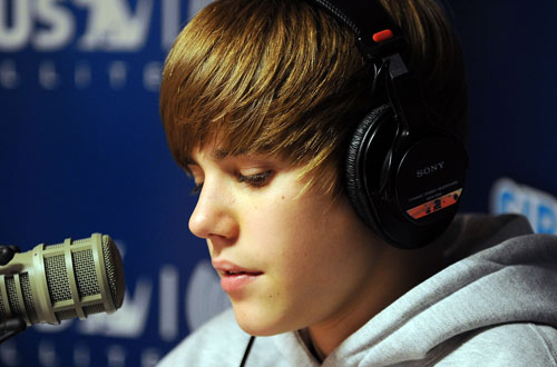Justin Bieber accused of beating a 12-year-old child.
