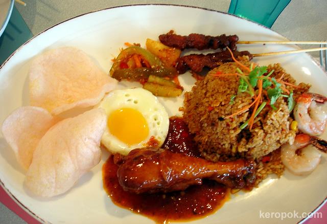 how to cook nasi goreng recipe