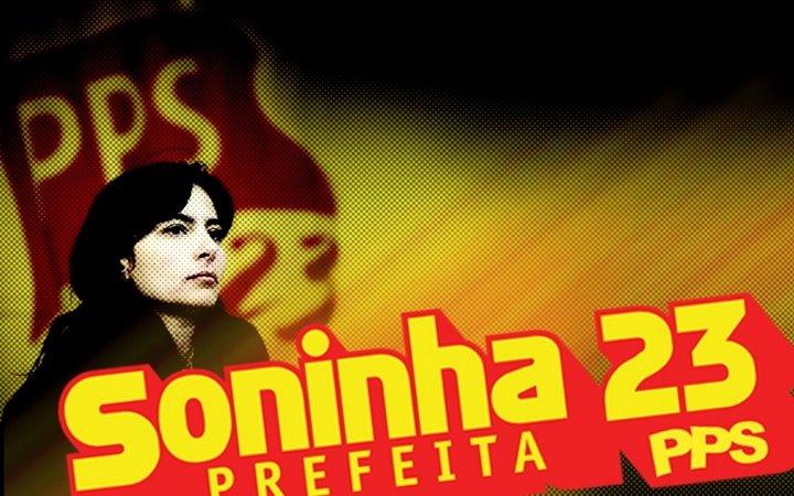 Sou, sou, Soninha!