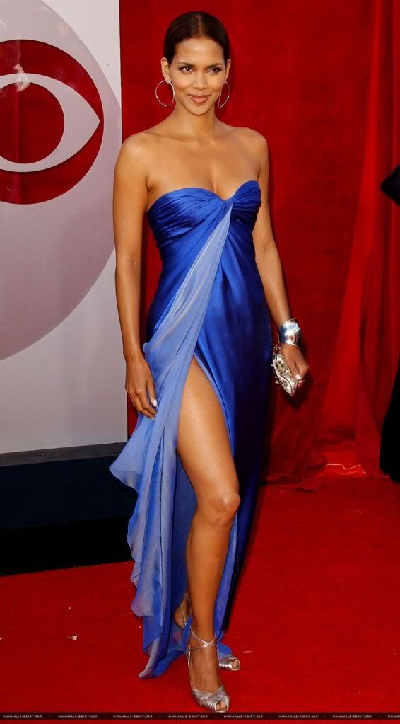 halle berry in dress