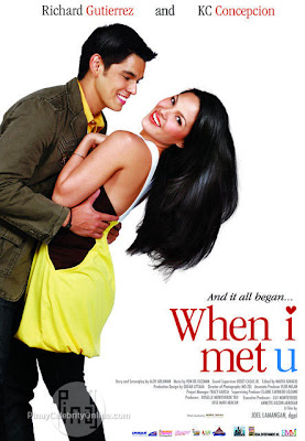 When I met you movie