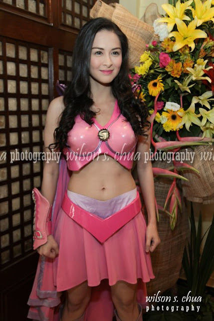 Marian Rivera Super Inday and the Golden Bibe