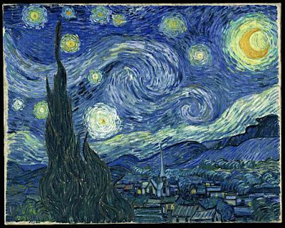 Van Gogh, Noite Estrelada