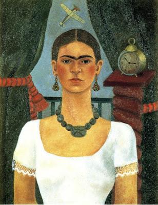 Frida Kahlo, Auto-retrato, 1929