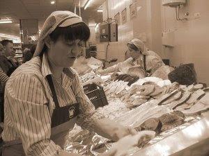 pescadera Mercadona