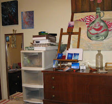 my art room