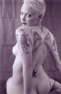 Placement of Angel Tattoos