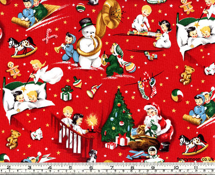 Sweet Bee Buzzings: Mmmmm....fabric - Christmas edition