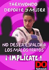 Taekwondo, deporte y mujer