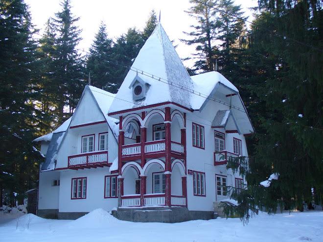 Staţiunea Soveja 2007- vacanţă