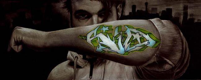 Sid Tattoo.