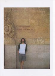 Al celebre arxiu de Salamanca el 2006