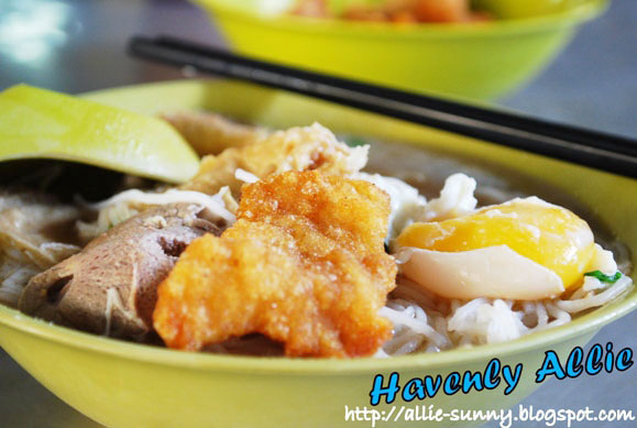 Fried Fish Bihun 4
