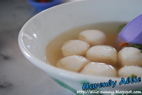 Armenian Street Fishball Soup