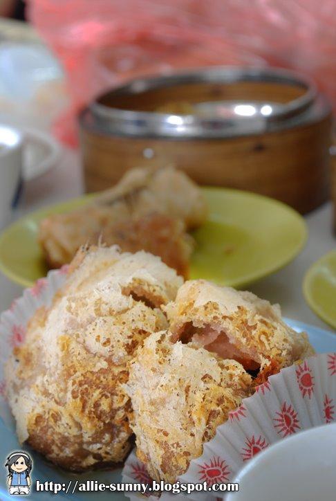 Fried Yam Dumpling