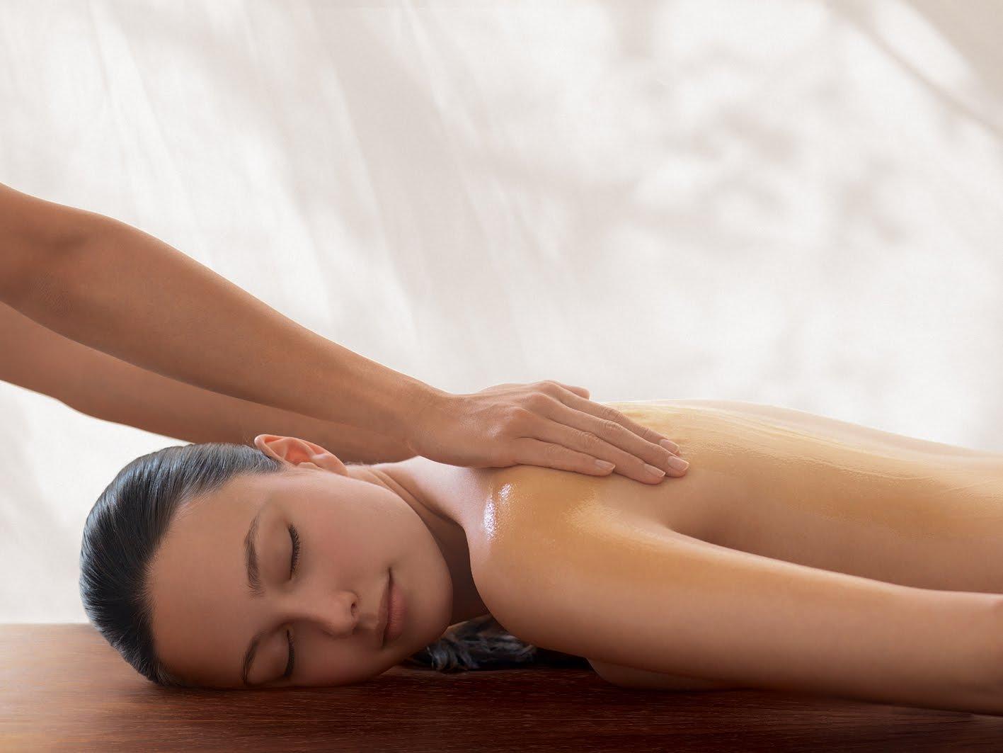 teen ass massage