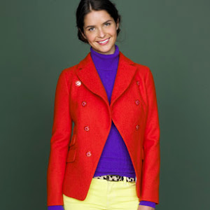 New Jacket at J. Crew