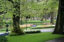 Eνα παρκο στην Ολλανδια...