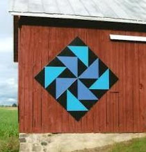 Gable's End Barn Quilts